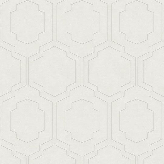 Обои AS Creation Pop Style 37479-1 геометрия кремовые