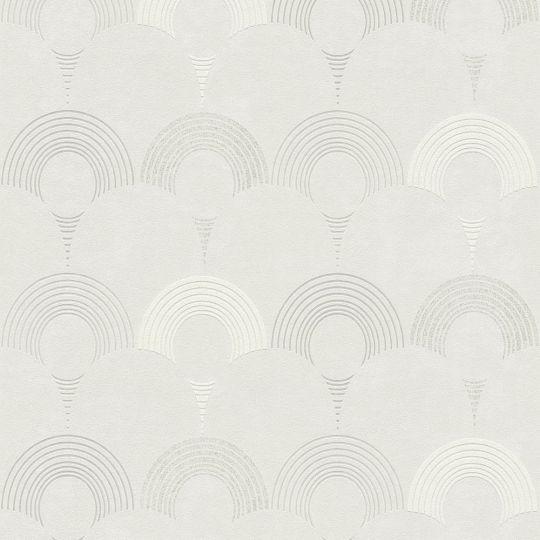 Обои AS Creation Pop Style 37480-1 арки светло-серые