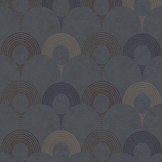 Обои AS Creation Pop Style 37480-2 арки черные