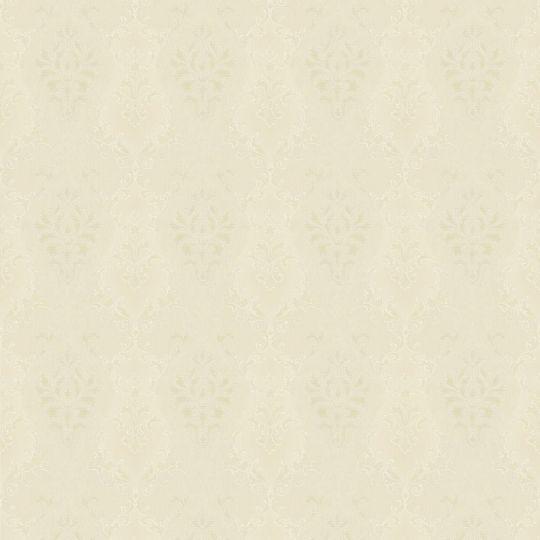Шпалери AS Creation Mixed Aurora 37598-3 класичні візерунки блідо-жовті метрові