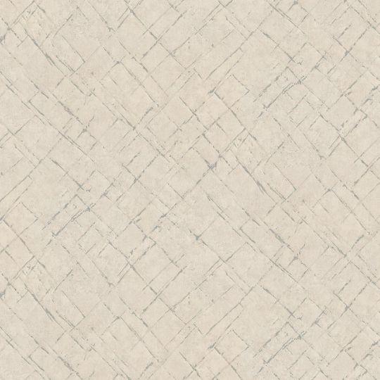 Обои AS Creation Graphics 37602-1 белая штукатурка с насечками