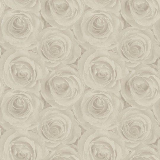 Шпалери AS Creation Roses 37644-3 3D троянди кремові