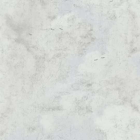Шпалери AS Creation History of Art 37649-1 фреска сіро-біла
