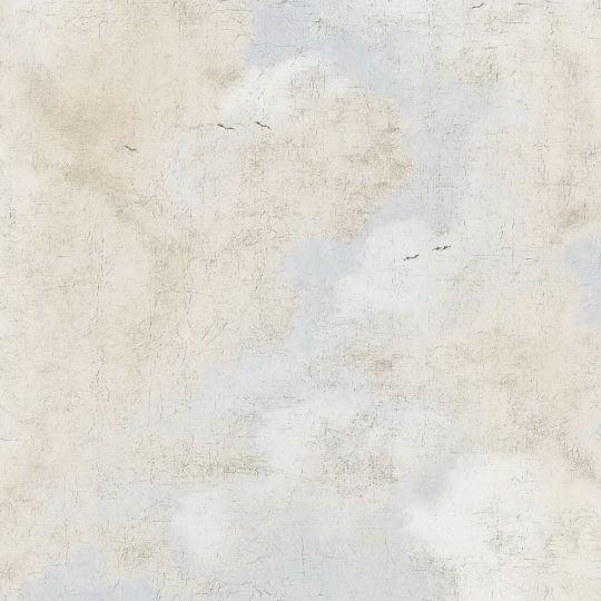 Шпалери AS Creation History of Art 37649-2 фреска бежево-блакитна