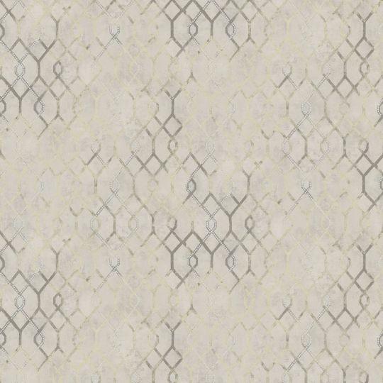 Обои AS Creation New Unique 37787-3 узор косичка галечный серый