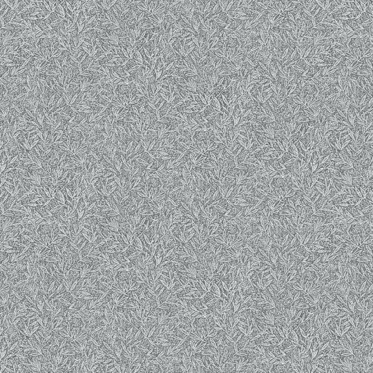 Шпалери AS Creation Attractive 37837-2 гілочки срібні на графітовому