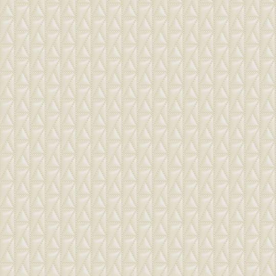 Дизайнерські шпалери AS Creation Karl Lagerfeld 37844-1 стьобана шкіра бежева