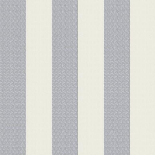 Дизайнерские обои AS Creation Karl Lagerfeld 37849-1 в полоску серо-белые