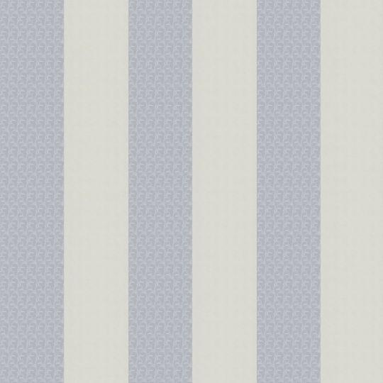 Дизайнерские обои AS Creation Karl Lagerfeld 37849-3 в полоску молочно-серебряные