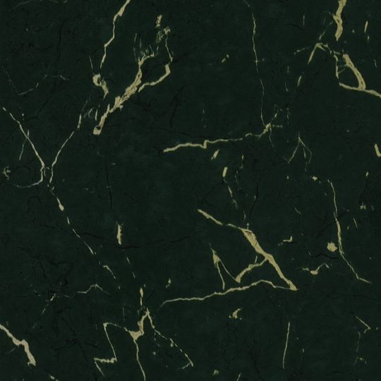 Обои AS Creation Metropolitan 2 37855-5 глянцевый мрамор малахитовый