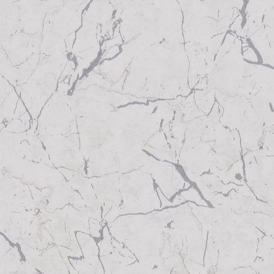 Обои AS Creation Metropolitan 2 37855-6 глянцевый мрамор светло-серый