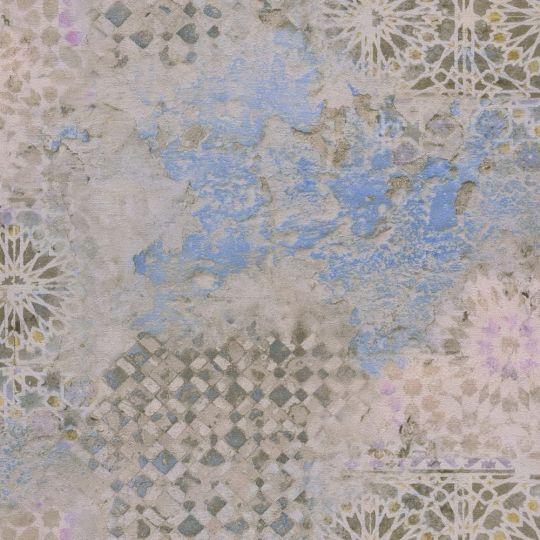Обои AS Creation Metropolitan 2 37858-1 Барселона бежево-голубая