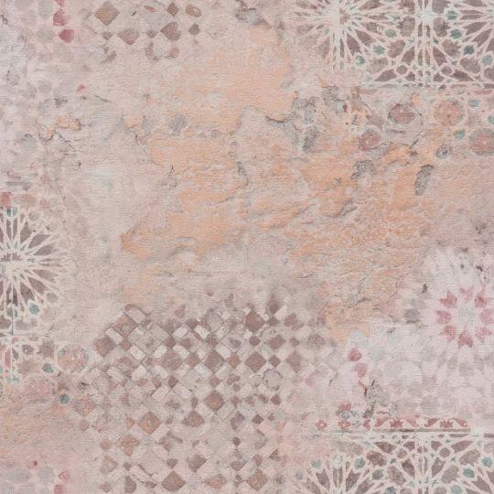 Обои AS Creation Metropolitan 2 37858-2 Барселона розово-персиковая