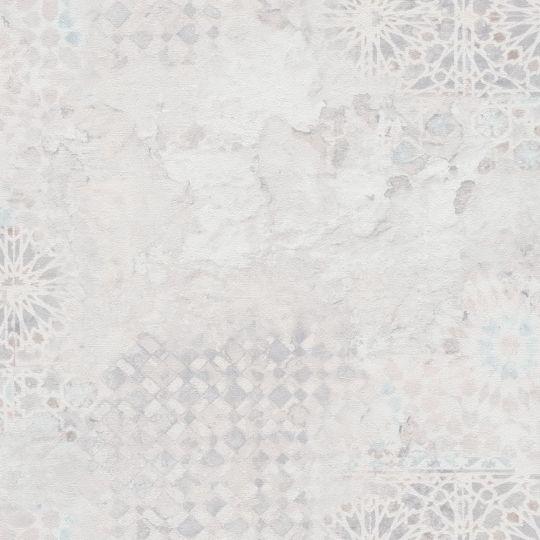 Обои AS Creation Metropolitan 2 37858-3 Барселона бело-серая