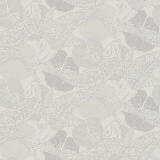 Обои AS Creation Metropolitan 2 37859-6 японские карпы светлые