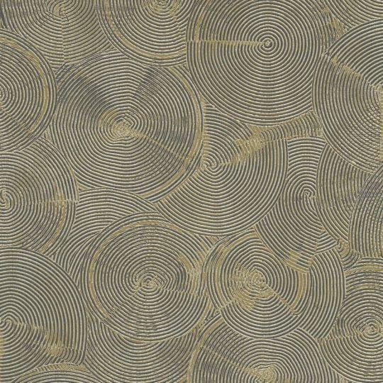 Обои AS Creation Metropolitan 2 37900-3 этно круги золотые