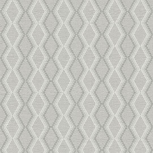 Шпалери AS Creation Podium 37906-2 ромби сірі