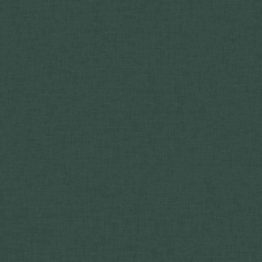 Обои AS Creation Metropolitan 2 37953-3 рогожка темно-зеленая