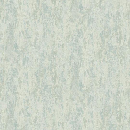 Обои AS Creation Trend Textures 37981-2 под штукатурку бирюзовые с жемчужным отблеском метровые
