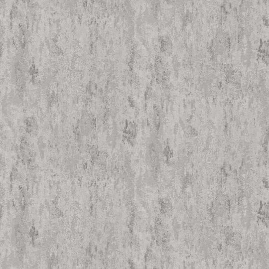 Обои AS Creation Trend Textures 37981-4 под штукатурку стальной цвет с переливом метровые