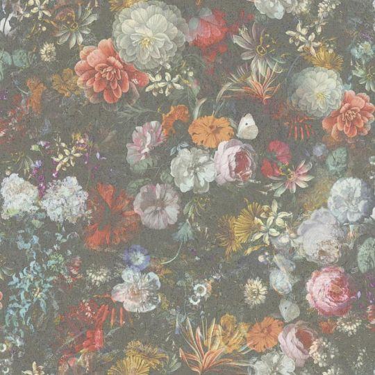 Шпалери AS Creation Impression 38004-3 мальовничий сад різнокольоровий метрові