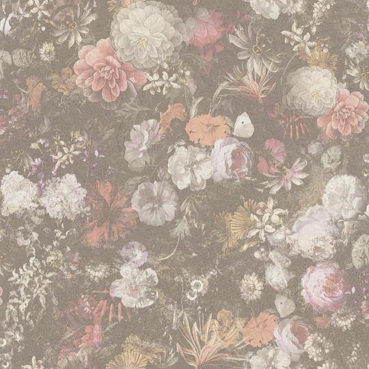 Шпалери AS Creation Impression 38004-4 мальовничий сад рудий метрові