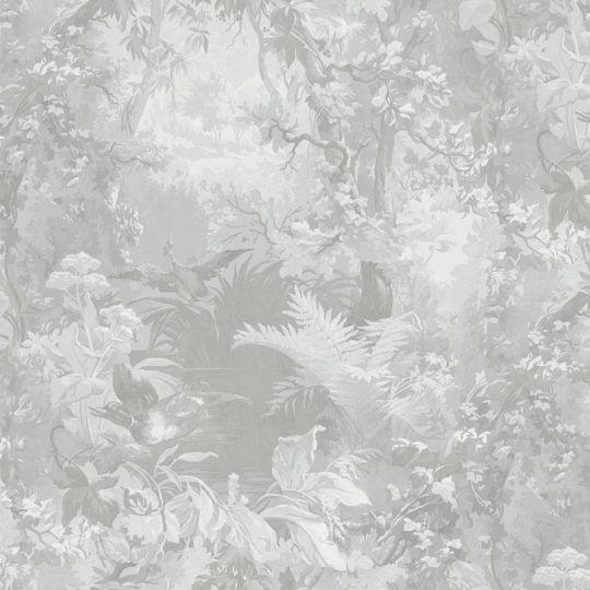 Шпалери AS Creation Impression 38005-3 ліс сірий метрові