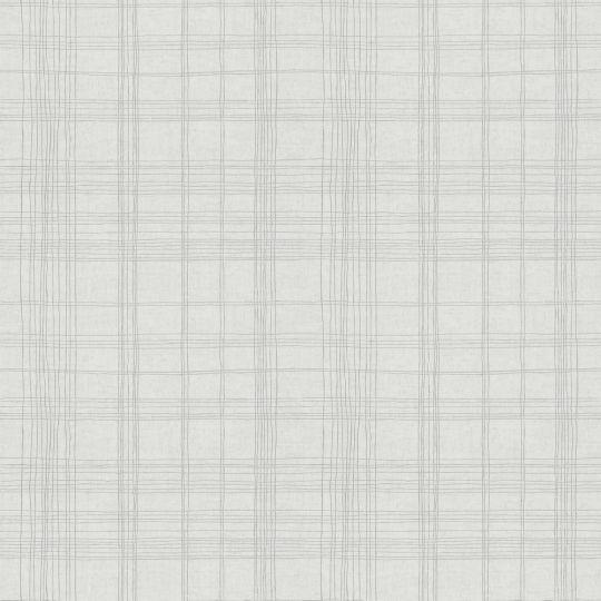 Метрові шпалери AS Creation Global Spots 38016-1 квадрати світло-сірі