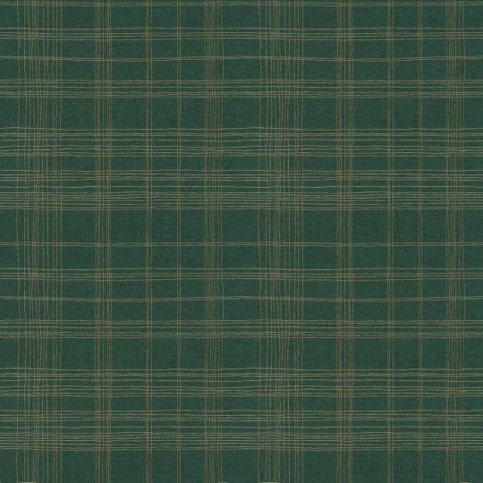 Метровые обои AS Creation Global Spots 38016-5 квадраты зеленые