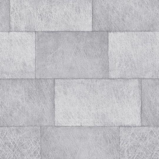 Обои AS Creation Titanium 3 38201-1 блоки серые