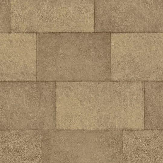 Обои AS Creation Titanium 3 38201-4 блоки рыжие