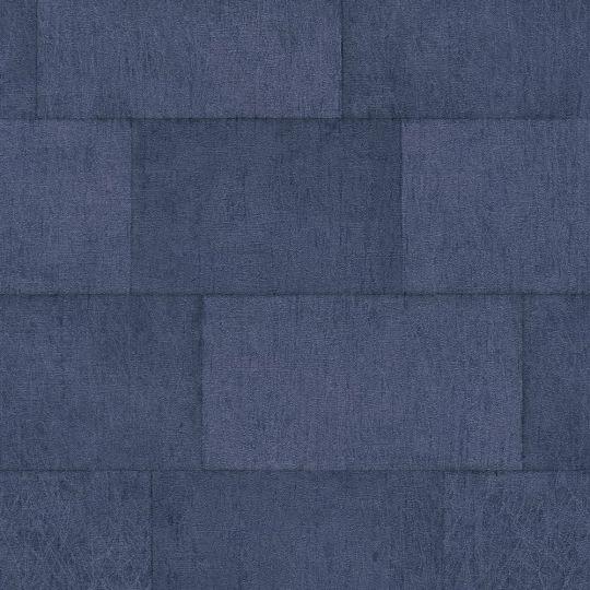 Обои AS Creation Titanium 3 38201-5 блоки синие
