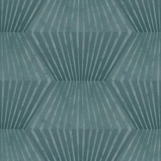 Обои AS Creation Titanium 3 38204-1 3D ромбы морска волна