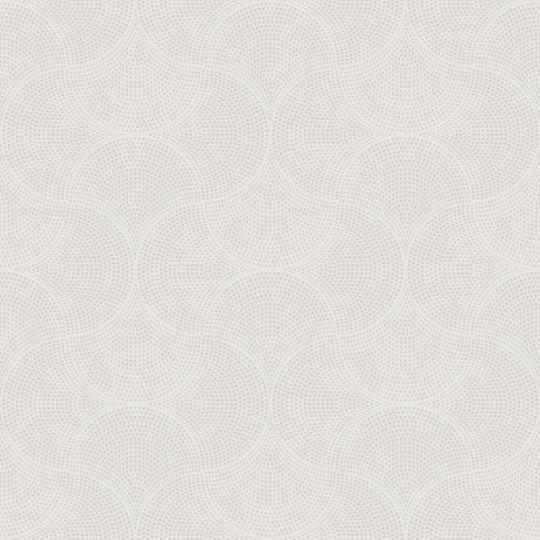 Обои метровые AS Creation Premium 38485-4 орнамент круги светло-серые