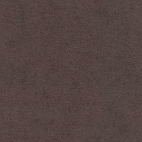 Обои Rasch Kimono 408119 однотонные темно-коричневые