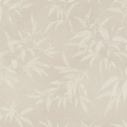 Шпалери Rasch Kimono 409758 листочки світло-бежеві