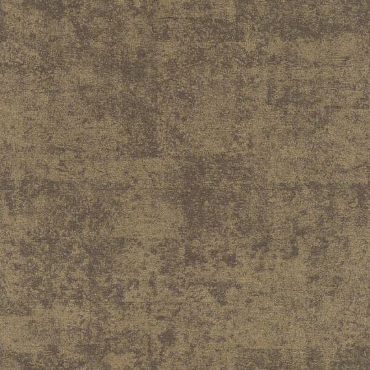 Шпалери Rasch Kimono 410730 коричнево-золота штукатурка
