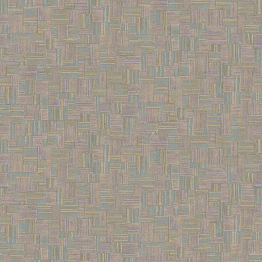 Обои JWall Paraiso 50334 под геометрический текстиль фиолетовые