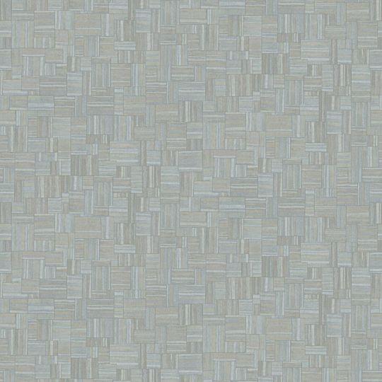 Обои JWall Paraiso 50335 под геометрический текстиль голубые