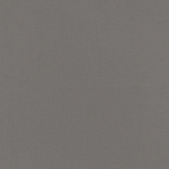 Обои Rasch Club Botanique 537932 однотонные тусклый серый