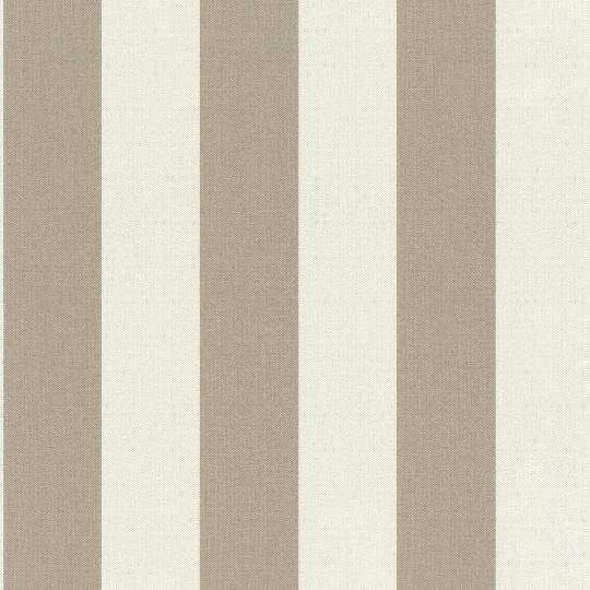 Шпалери Rasch Poetry 2 542714 в смужку біло-коричневі