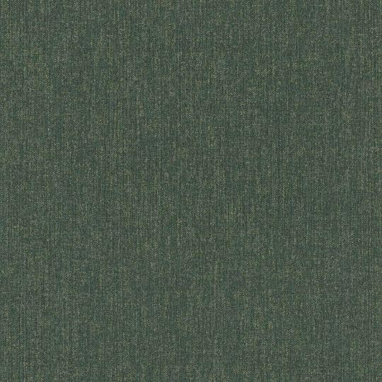 Шпалери Rasch Poetry 2 545470 фон темно-зелений з золотинкою