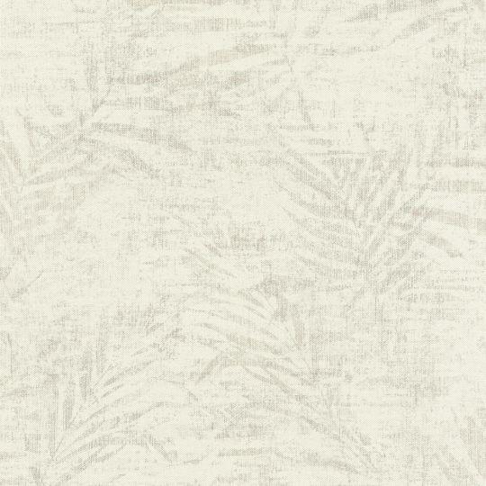 Шпалери Rasch Poetry 2 546606 листя на білому