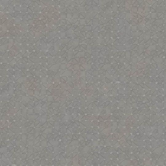 Обои Sirpi JV Kerala 601 5632 однотонные под ткань серый мох