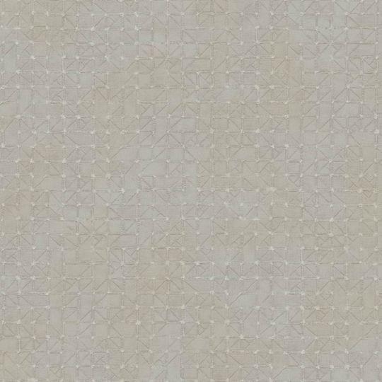 Обои Sirpi JV Kerala 601 5634 однотонные под ткань каменно-серый