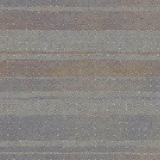 Обои Sirpi JV Kerala 601 5642 горизонтальные полосы серо-синие