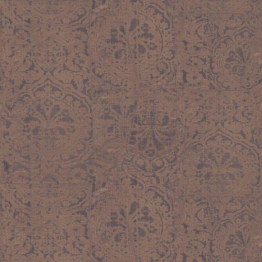 Обои Sirpi JV Kerala 601 5650 затертая ткань с гобеленами медная