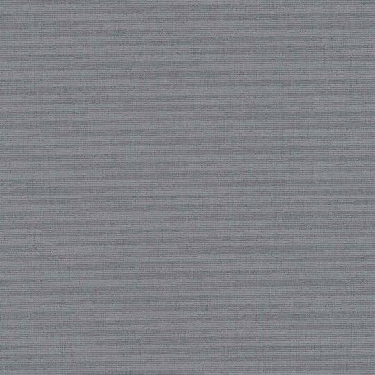 Обои Dekens Balade 660-11 однотонка лен графитовая