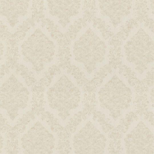 Метрові шпалери Rasch Maximum 16 916515 з гобеленами біло-бежеві