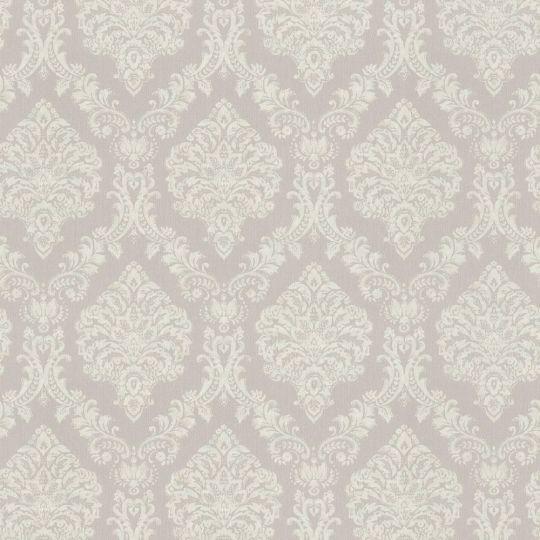 Метрові шпалери Rasch Maximum 16 916522 з гобеленами сіро-білі